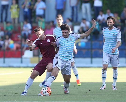 Fenerbahçe Voluntari 3 golle geçti galerisi resim 10