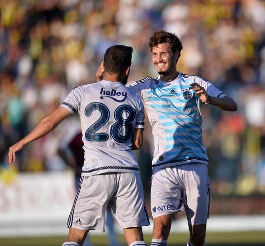 Fenerbahçe Voluntari 3 golle geçti galerisi resim 3