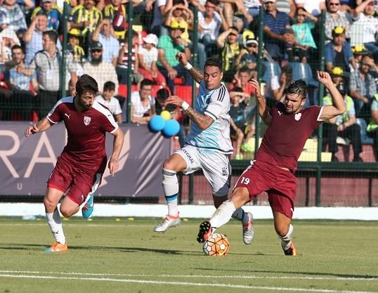 Fenerbahçe Voluntari 3 golle geçti galerisi resim 7