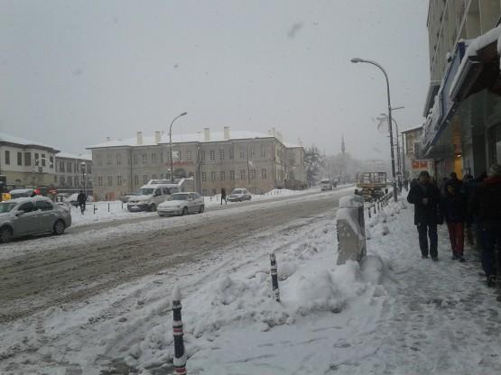 Yurt'ta Kar Manzaraları galerisi resim 1