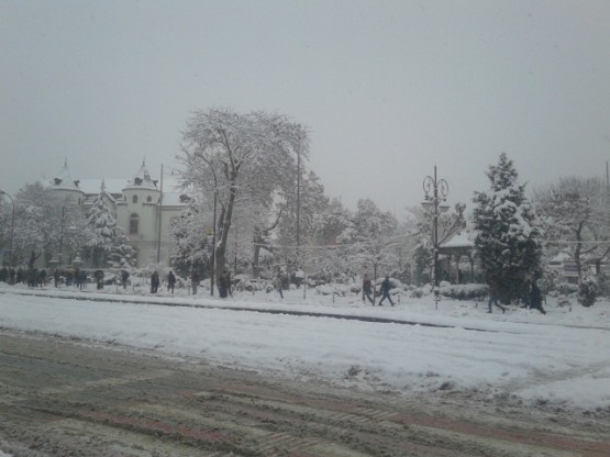 Yurt'ta Kar Manzaraları galerisi resim 12