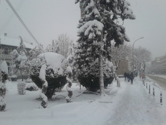 Yurt'ta Kar Manzaraları galerisi resim 15
