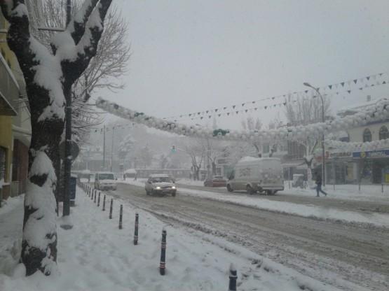 Yurt'ta Kar Manzaraları galerisi resim 20