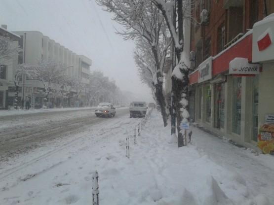 Yurt'ta Kar Manzaraları galerisi resim 21
