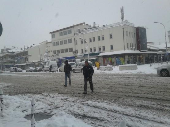 Yurt'ta Kar Manzaraları galerisi resim 3
