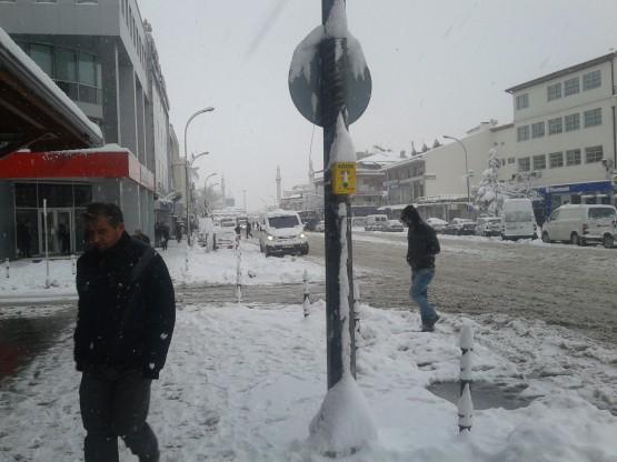 Yurt'ta Kar Manzaraları galerisi resim 4