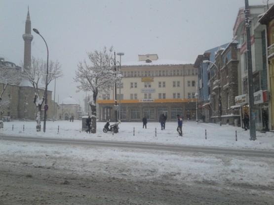 Yurt'ta Kar Manzaraları galerisi resim 6