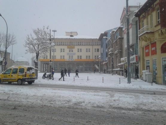 Yurt'ta Kar Manzaraları galerisi resim 7