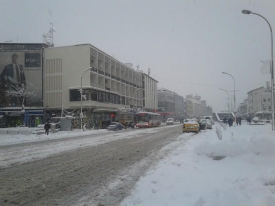 Yurt'ta Kar Manzaraları galerisi resim 8