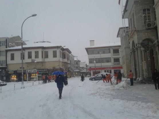 Yurt'ta Kar Manzaraları galerisi resim 9