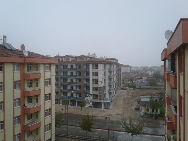 23 Nisan'da Konya'da Kar Manzaraları galerisi resim 6