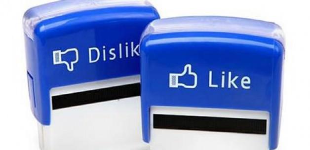 Facebook'a çok beklenen Dislike tuşu gelebilir