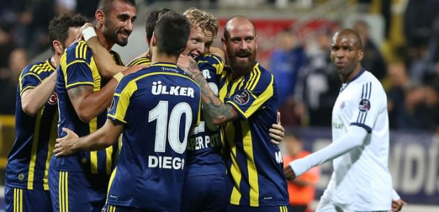Fenerbahçe Paşaya acımadı...