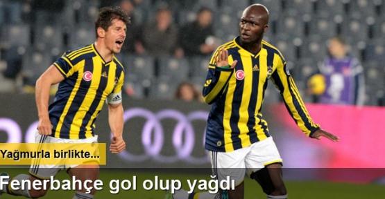Fenerbahçe Sivas'a Acımadı