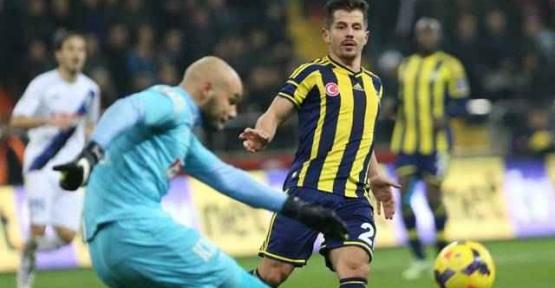 Fenerbahçe zirvede