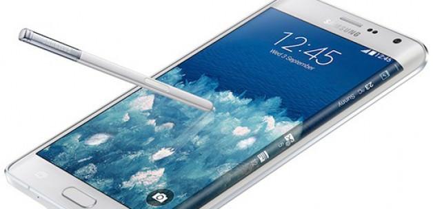 Galaxy Note Edge'e Türkiye'de ilgi büyük oldu