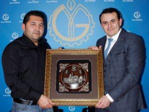 Genç MÜSİAD Konya'da Osmanlı Devleti'nin kuruluşu anlatıldı