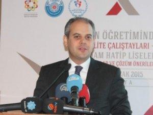 Gençlik ve Spor Bakanı Akif Çağatay Kılıç Konya'da