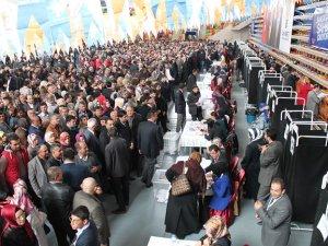 AK Parti Konyada temayül heyecanı yaşandı