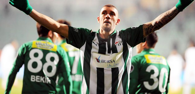 G.Saray'dan Bursaspor'a takas teklifi!