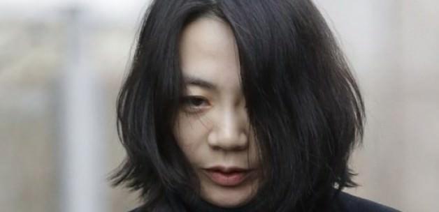 Güney Kore'de eski başkan yardımcısı bir yıl hapis !