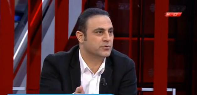 """Hasan Şaş, """"Beşiktaş Maxi Pereira yorumu"""