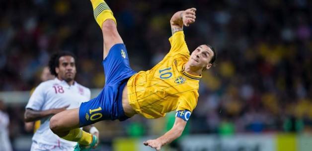 İbrahimovic'ten İsveç'i karıştıran sözler!