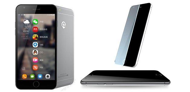 iPhone 6 kopyası özellikleri ile göz kamaştırıyor