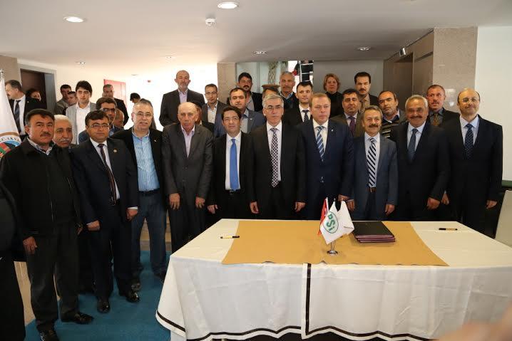 Aksaray'a 240 Milyon liralık sulama yatırımı