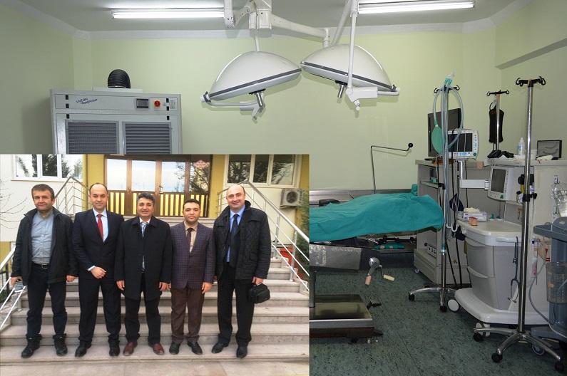 Aksaray'da kalp ameliyatı yapılabilecek