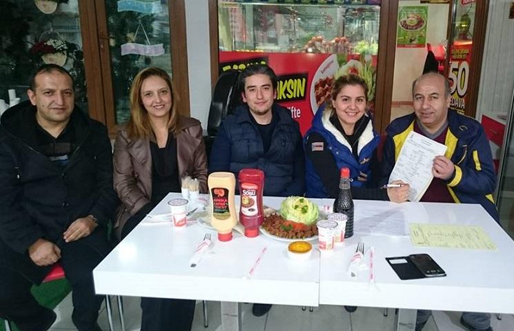 Aksaray'da o mahallede 50 Kişi Ak Partiye Kaydoldu