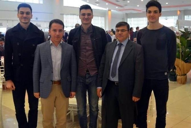 Kaymakam Başıbüyük Beyşehirli Milli Tekvandocuları Kutladı