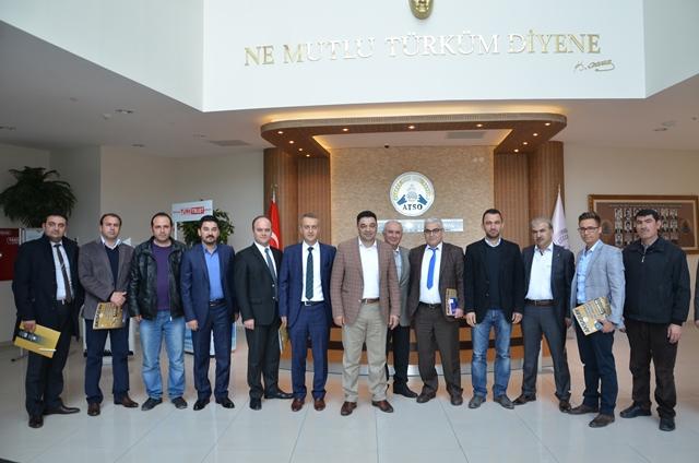 Aksaray'da Oto Show Fuarına Yoğun Talep