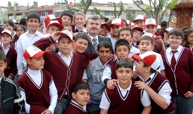 Konya Büyükşehir sosyal belediyecilikte bir numara