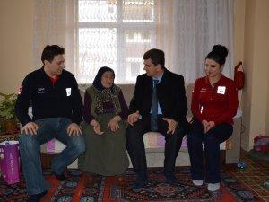 Konya İl Sağlık Müdürü Küçükkendirci Hastaları Evlerinde Ziyaret Etti