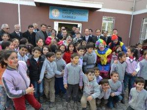 Konya Kulu'da 11 Okula 800 Kitap Dağıtıldı