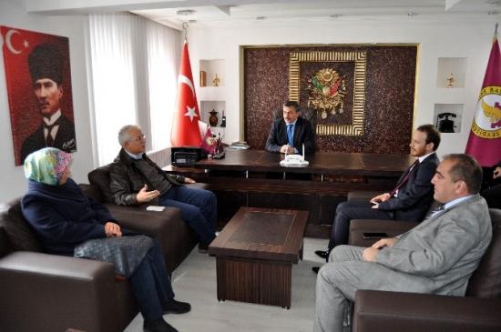 Konya Milletvekili Zorlu'dan Başkan Tutal'a Ziyaret