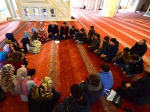 Konya Müftüsü'nden Öğrencilere Doğruluk konferansı