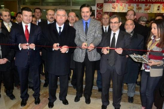 """Konya'da 'Isparta Günleri Sergisi"""" açıldı"""