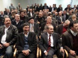 Konya'da Muhtarlara Sağlık Semineri