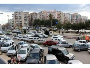Konya'daki motorlu araçların yarısı Yaşlı
