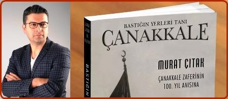 Aksaraylı Yazar'dan Çanakkale 100. yıl kitabı