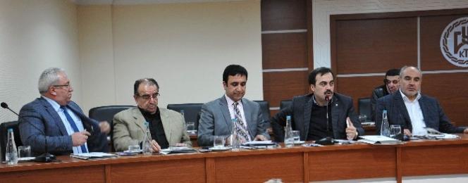KTO'da 43. Meslek Komitesi Toplantısı Gerçekleştirildi