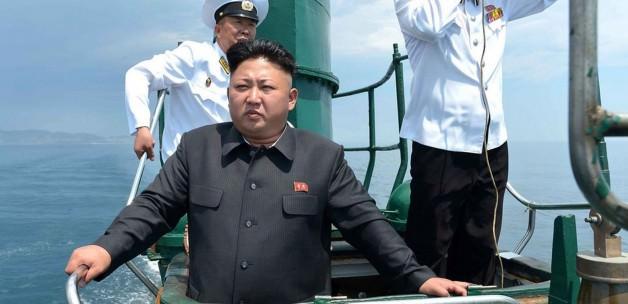 Kuzey Kore denize 7 füze fırlattı
