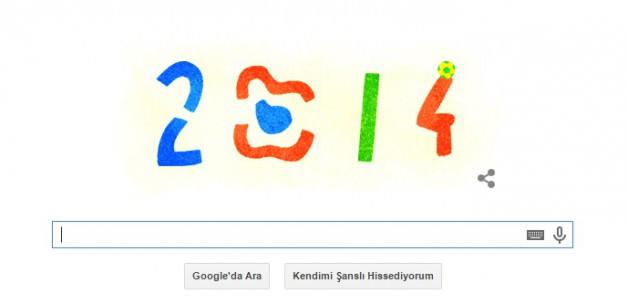 2014'ün Trend Olan Konuları Google'da listelendi