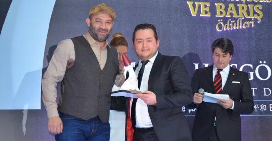 Lezzeti tescillendi! Yılın Lezzet Ödülü Cemo Restorant'ın