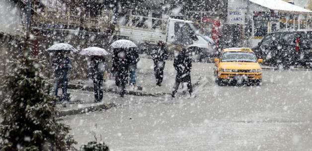 Meteoroloji'den 4 ile kar yağışı uyarısı
