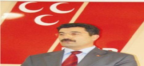 MHP  İl Başkanı Erel'in Polis günü mesajı