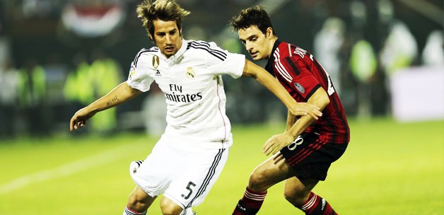 Milan'dan Real'e ağır darbe