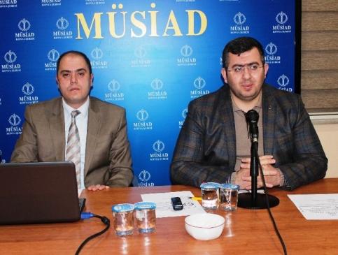 MÜSİAD'ta bu hafta Ortadoğu Tartışıldı